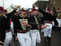 Handsworth sword dancers (10)